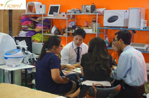 Viên Mỹ với đội tư vấn phát triển kinh doanh spa chuyên nghiệp sẽ là địa chỉ tin cậy cho khách hàng