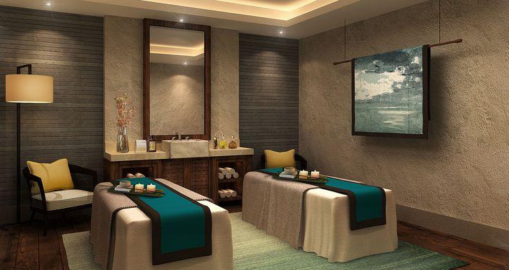 Tầm quan trong trong cách phối màu cho không gian Spa - Dịch vụ tư vấn, Setup Spa chuyên nghiệp cho trung tâm massage, Spa, Hotel, Resort, hộ gia đình...